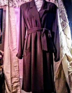 Liz Claiborne dresses Brown wrap dress size 14